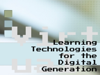 Learning Technologies for the Digital Generation