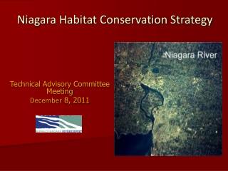 Niagara Habitat Conservation Strategy