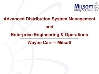 Milsoft – E&O Software Vendor