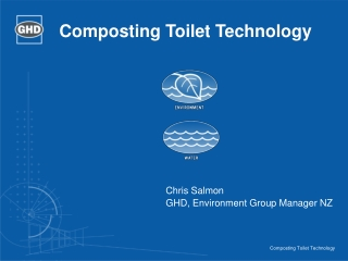 Composting Toilet Technology