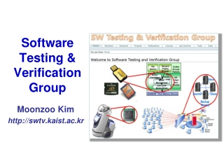 Software Testing & Verification Group