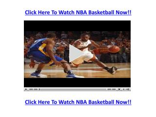 Watch Sacramento Kings vs Charlotte Bobcats Game Live online