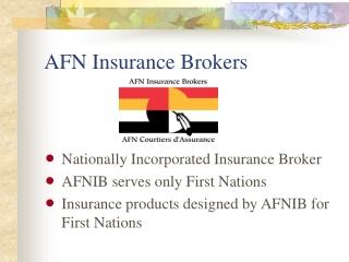 AFN Insurance Brokers