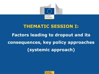THEMATIC SESSION I: