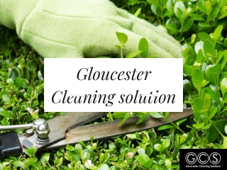 Find The Best Commercial Cleaning Service Provider In Gloucester