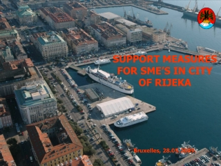 SUPPORT MEASURES FOR SME'S IN CITY OF RIJEKA Bruxelles, 28.05.2009.