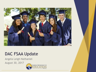 DAC FSAA Update