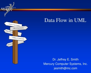 Data Flow in UML