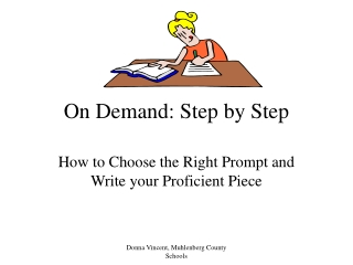 On Demand: Step by Step