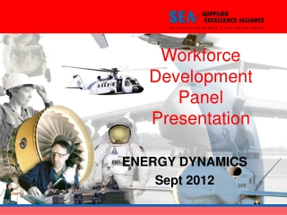 Workforce Development Panel Presentation