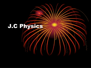 J.C Physics