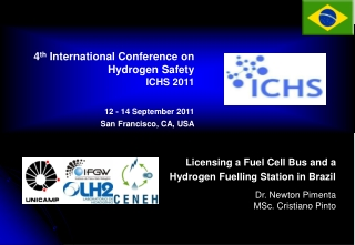 Licensing a Fuel Cell Bus and a Hydrogen Fuelling Station in Brazil