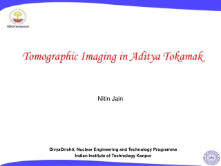 Tomographic Imaging in Aditya Tokamak