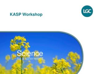 KASP Workshop