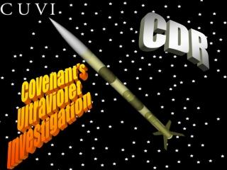 Covenant Ultraviolet Investigation