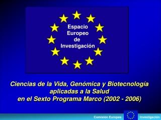 Ciencias de la Vida, Genómica y Biotecnología aplicadas a la Salud