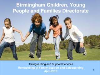 Birmingham Children, Young People and Families Directorate