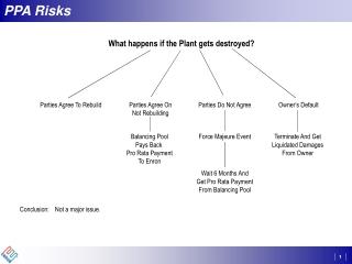 PPA Risks