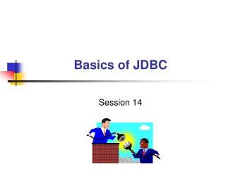 Basics of JDBC