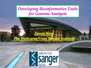 Developing Bioinformatics Tools for Genome Analysis