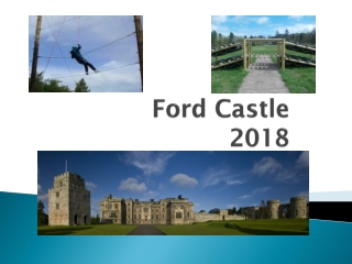 Ford Castle 2018