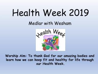 Health Week 2019