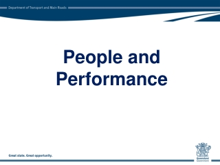 People and Performance