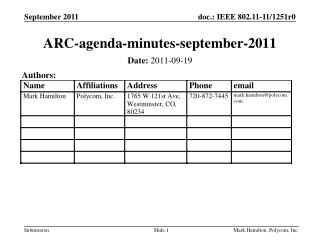 ARC-agenda-minutes-september-2011