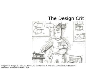 The Design Crit