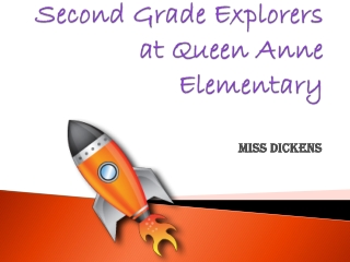 Second Grade Explorers at Queen Anne Elementary