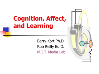 Cognition, Affect, and Learning