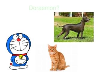 Doraemon?