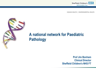 A national network for Paediatric Pathology