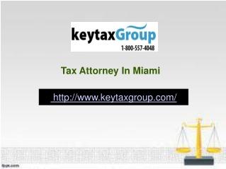 Tax Attorney In Miami