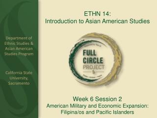 Department of Ethnic Studies & Asian American Studies Program