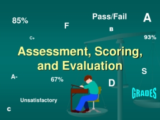 Assessment, Scoring, and Evaluation