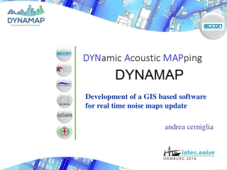 Development of a GIS based software  for real time noise maps update