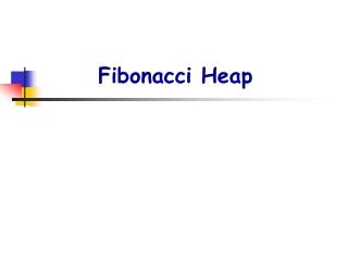 Fibonacci Heap