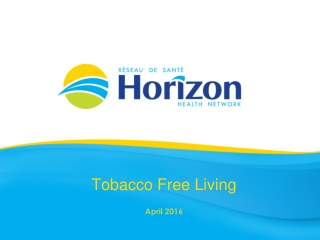 Tobacco Free Living