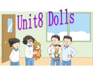 Unit8 Dolls