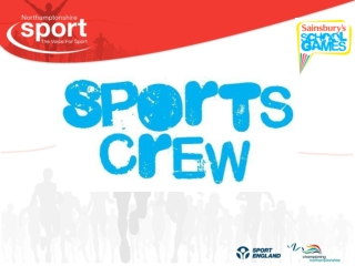 What is the  Sports Crew?