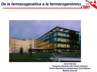 De la farmacogenética a la farmacogenómica