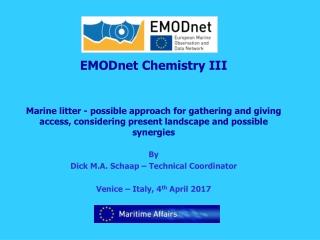 EMODnet Chemistry III