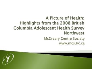 McCreary Centre Society mcs.bc