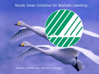 Nordic Swan Initiative for Biofuels Labelling