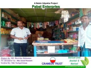 A  Nobin Udyokta  Project Pabel Enterpries