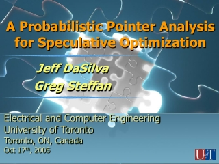 A Probabilistic Pointer Analysis for Speculative Optimization