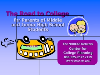 for Parents of Middle and Junior High School Students