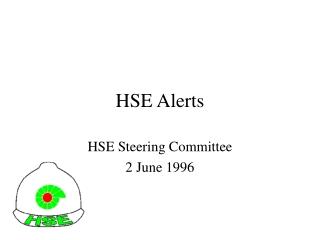 HSE Alerts