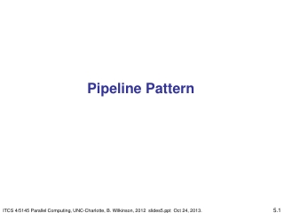 Pipeline Pattern